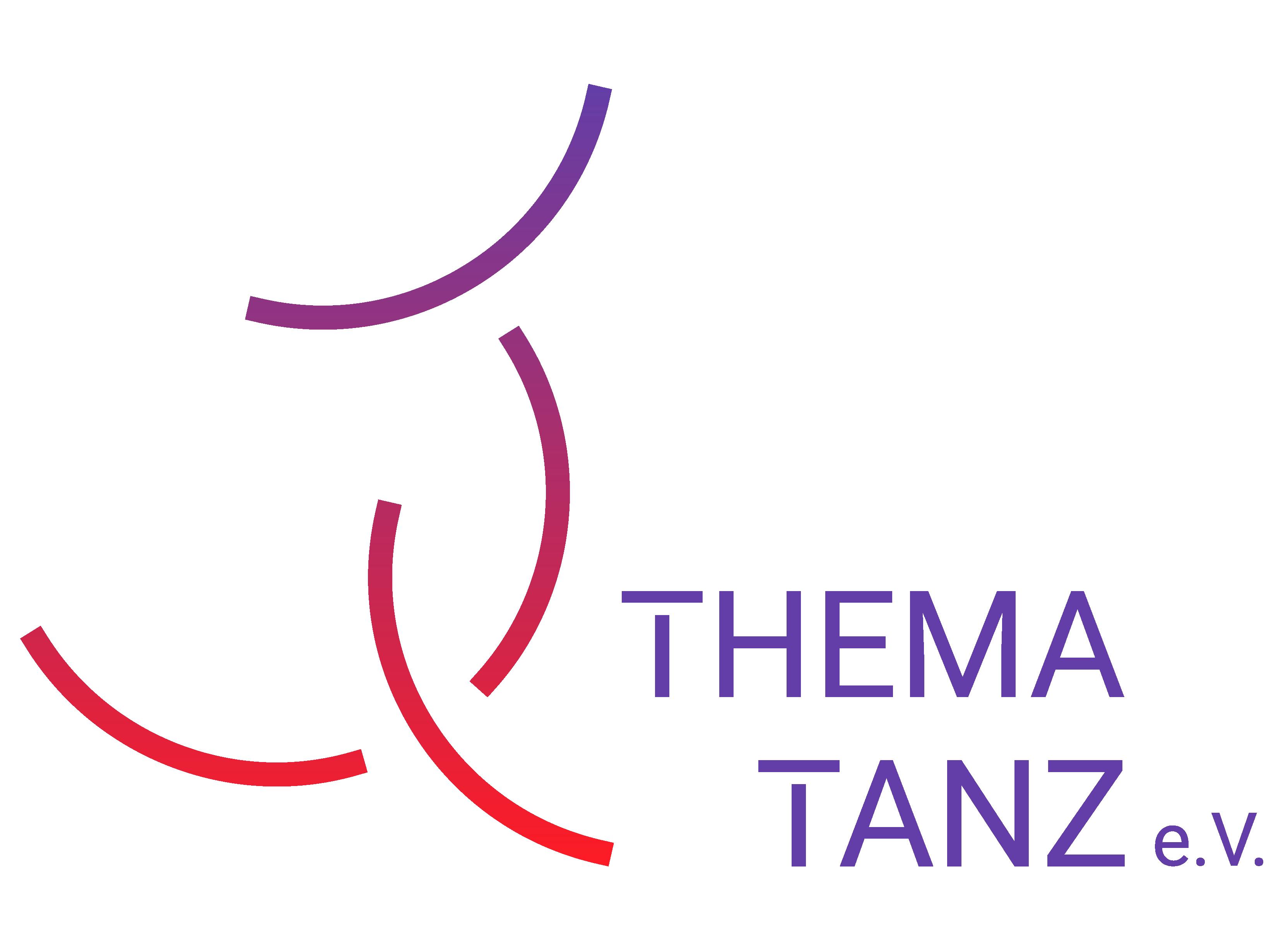 ThemaTanz – Wir wollen Tanz zu einem Thema für alle Menschen machen! - Logo